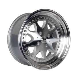 jual velg mobil original hsr wheel ring 17 untuk yaris mazaz avanaza