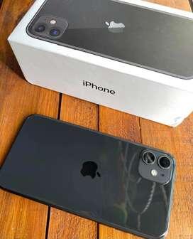 Iphone 11 64gb Hitam