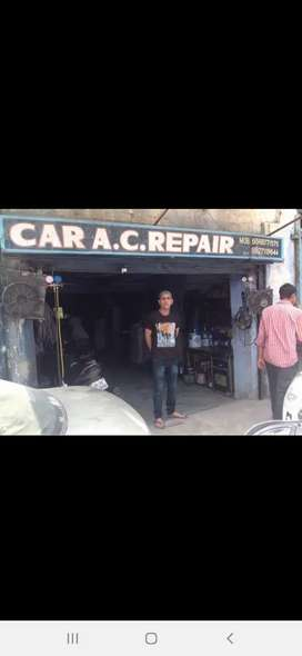 Euro Car Ac service & repair Gas refling All type of Cars