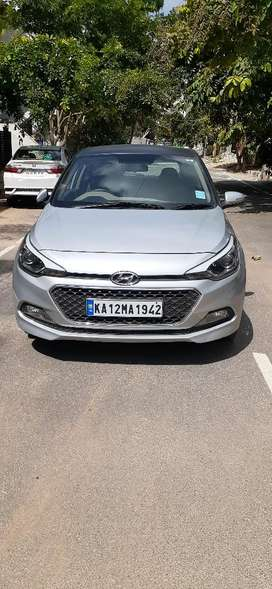Hyundai Elite I20 i20 Asta 1.2, 2017, Petrol
