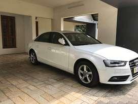 Audi A4 2014 reg,single owner(177)bhp