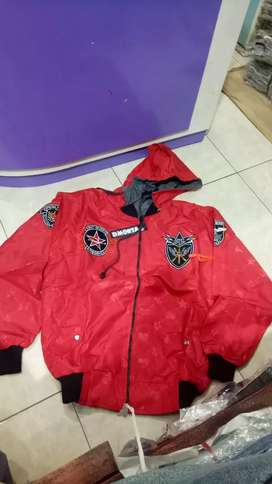 Jaket bomber cowok
