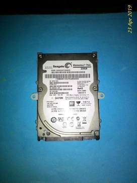 Hardisk second (laptop) original seagate 320gb SATA 5400RPM