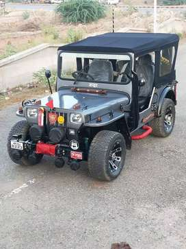 Shri Bala ji modifiers Hunter modified open Willys jeeps