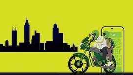 Bike riders needed for ola company