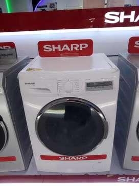 Mesin cuci Sharp ESFL1290G