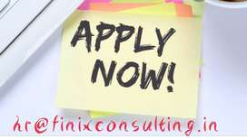 Immediate Hiring For Accounts Executive for BBSR