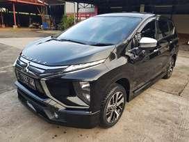 CASH TERMURAH Mitsubishi Xpander Ultimate At 2019 Hitam