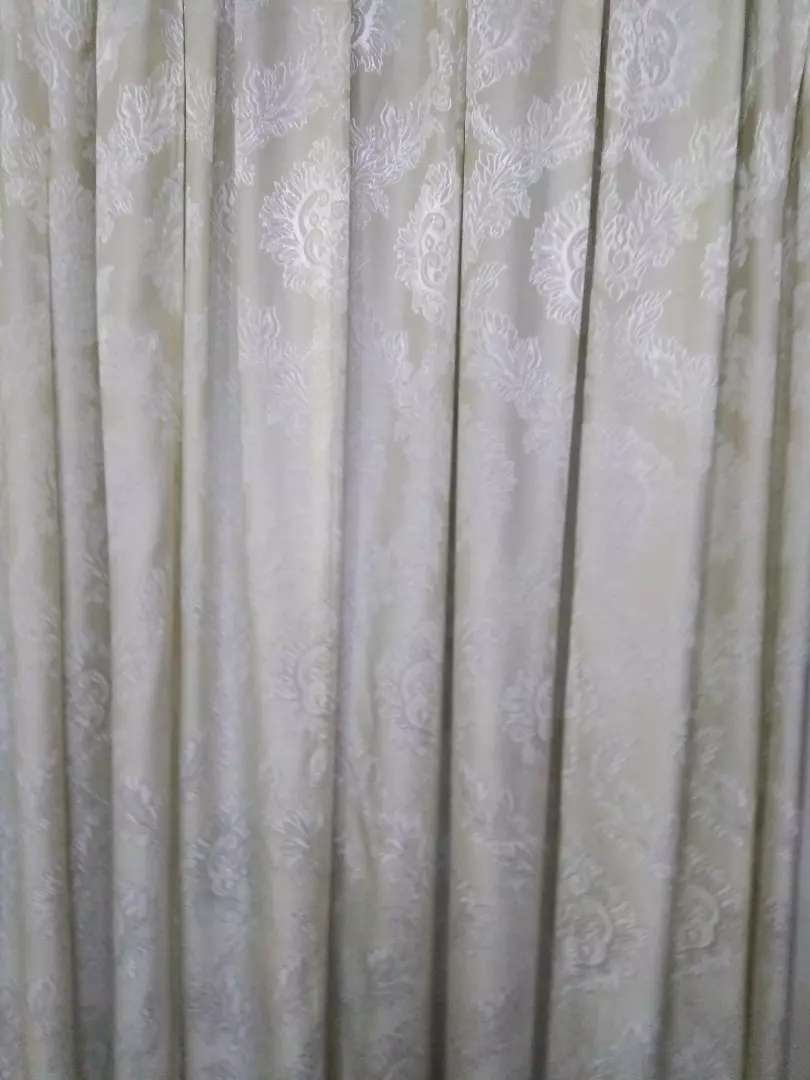 Two(2) Curtains 0