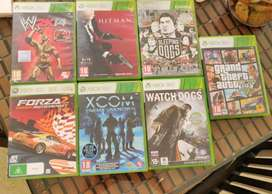 Xbox 360 games Great collection ( a little negotiable)