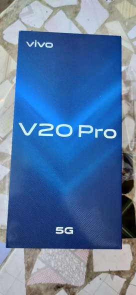 Vivo v20 pro 8GB RAM 128 1 hours old today bil