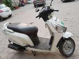 Honda Activa 2011 petrol scooty
