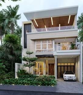 Jasa Arsitek Jakarta Utara Desain Rumah 650m2