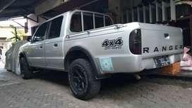 Ranger D Cab '2004. Plat K .