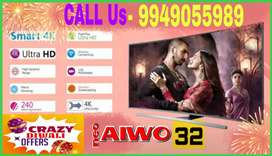 "Diwali Sales New neo aiwo 50"" Android Smart Pro 4k ledtv"
