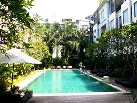 One Bedroom Murah Banget Buat Investasi di Seminyak Bali
