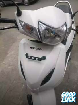 honda activa 4g low kms  08-2107