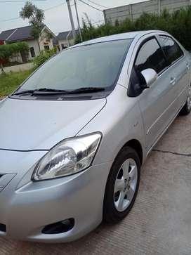 Toyota Vios 2008 Bensin