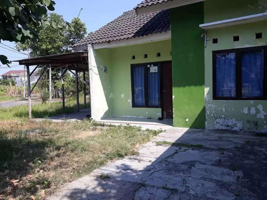 Rumah hitung tanah di kahuripan nirwana sidoarjo