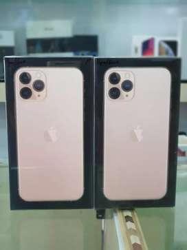 iPhone 11pro 64gb brand new sealed warranty bill