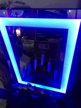 Imported Mirror with light