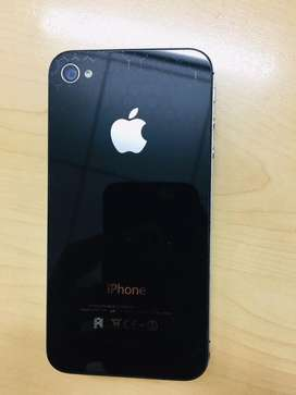 Iphone 4S 8GB in very good condition