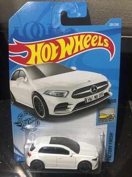HotWheels Mercedes Benz A Class