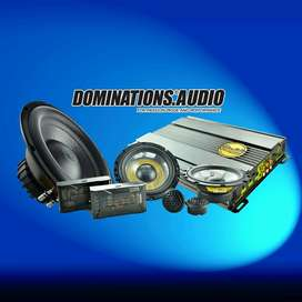 Promo Paket Audio Dominations Buddy