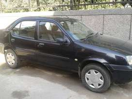 Ford ikon petrol 2007 black