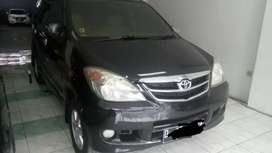 Toyota Avanza G Manual 2008 stnk bulan 8 siap pakai