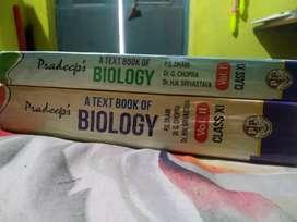 Pradeep Biology of class 11
