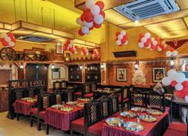 Need a manager for newly opened rajsthani thali restaurant.