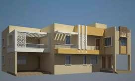 Jannat Duplex house. King size bedrooms. Royal living. No brokers pls.