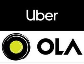 Ola uber driver job cab