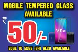 Tempered Glasses and Accessories