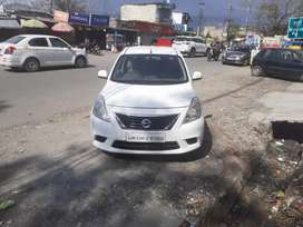 Nissan Sunny 2012 Diesel Well Maintained