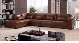 U shape classic sofa set warranty 10 years
