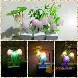 Lampu jamur aquarium / lampu jamur kamar