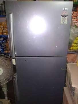 L,G Double door frige 422litre