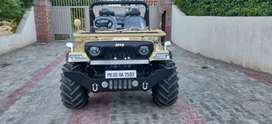 Willy jeeps modification
