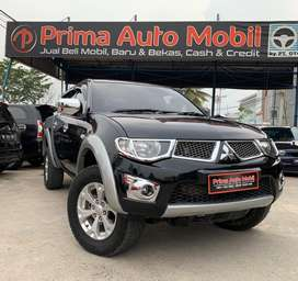 Triton type GLS 2,5 Turbo Tahun 2015 Manual
