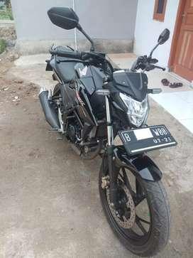 Honda cb 150 r 2016