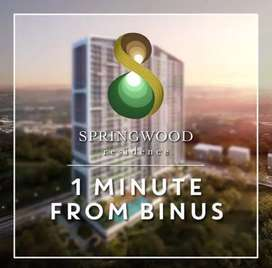 BU Jual Apartemen Springwood Type Studio