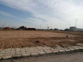 12 Marla Residential plot in A1 block phase 8 bahria town is for sale