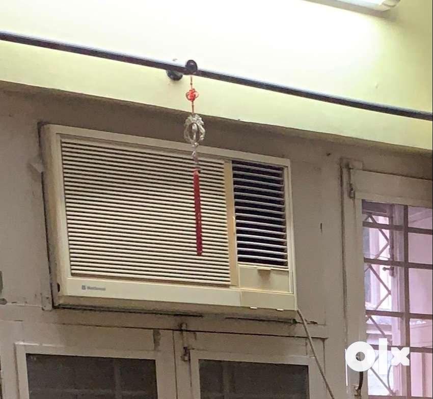 National 1.5 T window AC 0
