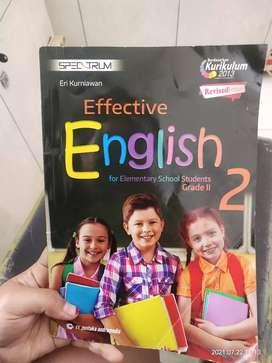 Buku Bekas Effective English 2 Cibitung