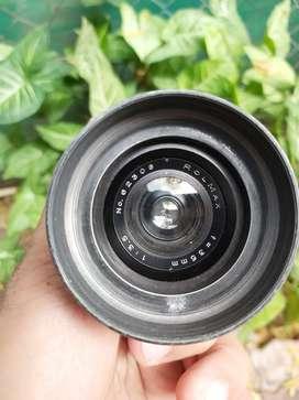 Pentax Spotmatic film camera 35mm f2.8 lens