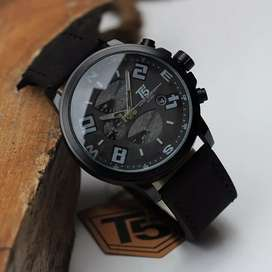 Jam tangan pria T5 chronos original