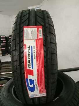 BAN GT RADIAL CHAMPIRO GTX PRO UKURAN 195/65 R14