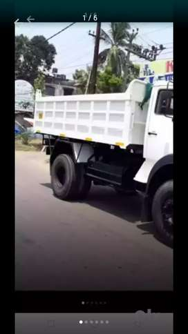 Tata Tipper good maintained